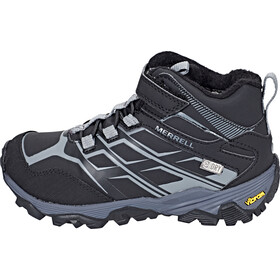 Merrell Moab Fst MID A / C Artic Chaussures Garçon, black